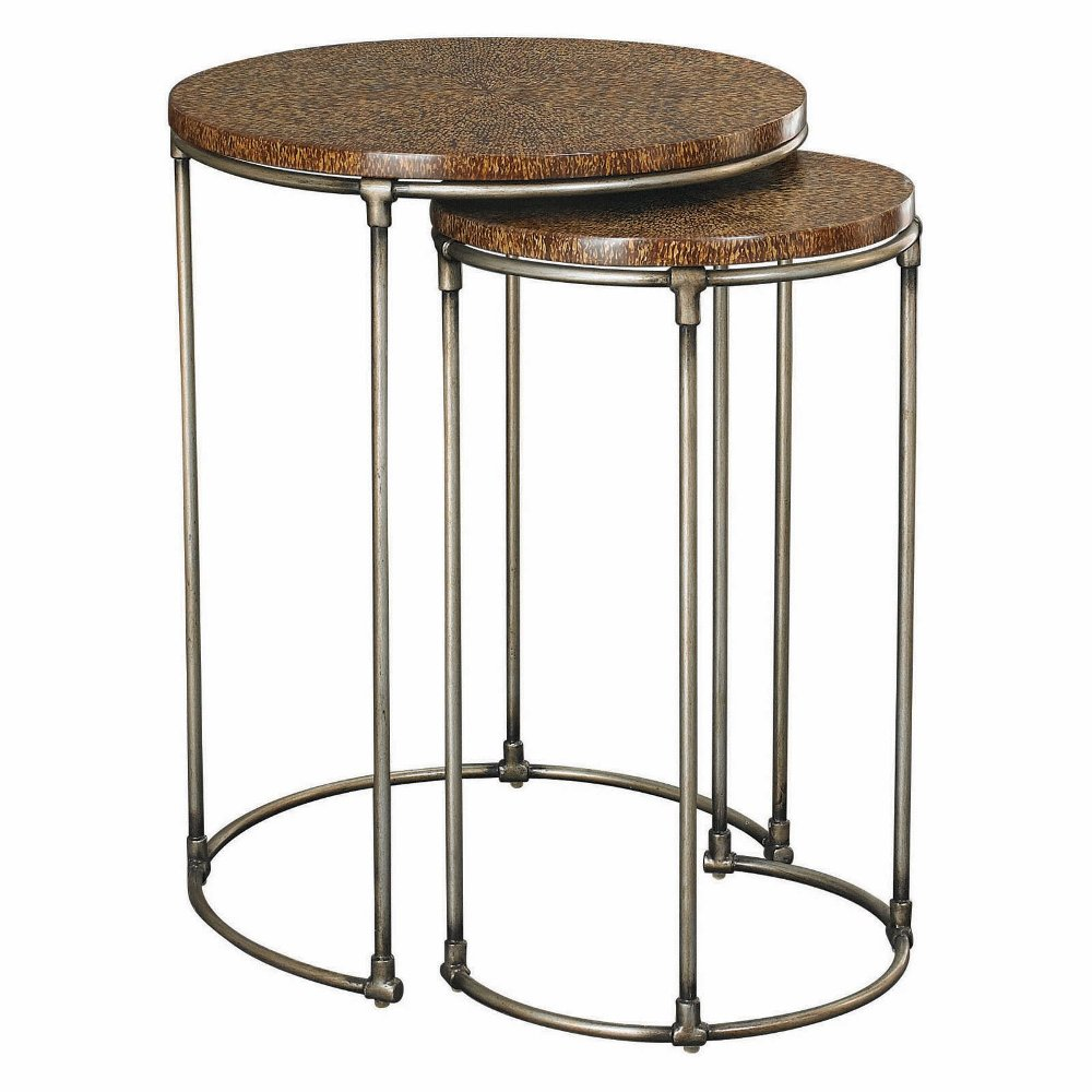 Image of: Round Nesting Tables Ideas