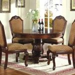 Round Table Dining Room Sets At Sears