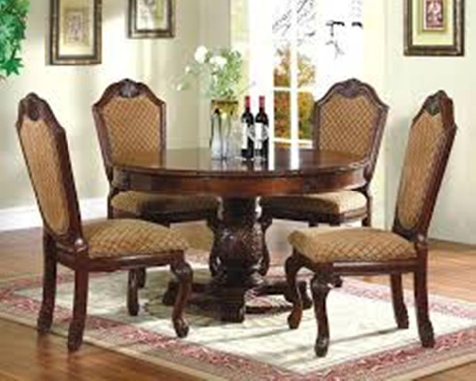 Picture of: Round Table Dining Room Sets At Sears
