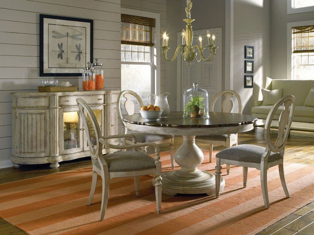 Image of: Round Table Dining Room Sets Black Friday