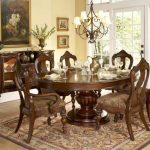 Round Table Dining Room Sets Ideas