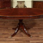 Shapes Of Oval Dining Table With Leaf