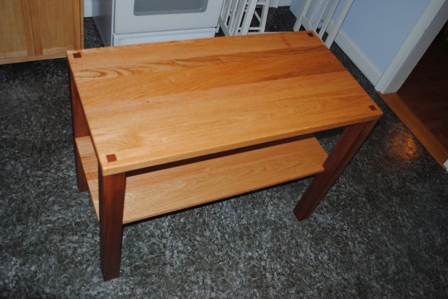 Image of: Small Butcher Block Table Tops
