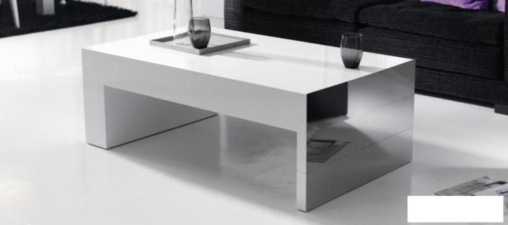 Picture of: stainless steel coffee table design
