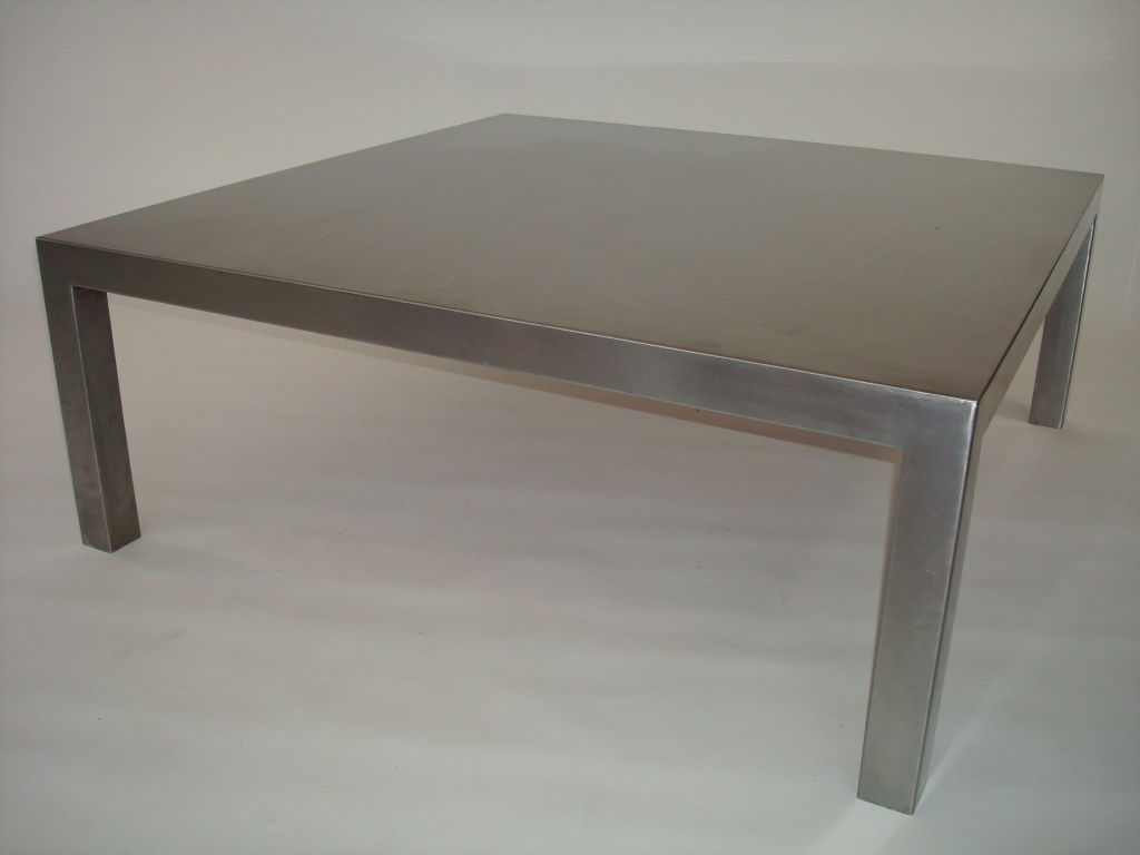 Picture of: stainless steel coffee table legs