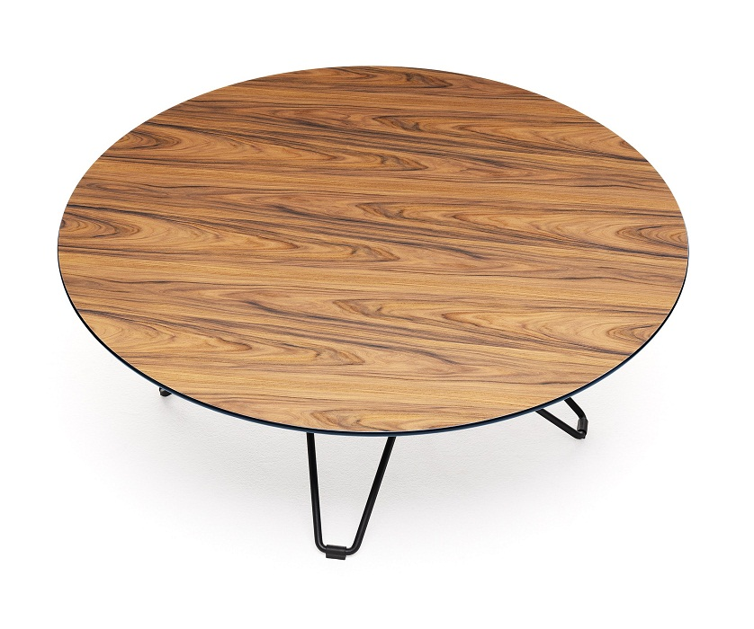 Picture of: Stylish Round Wood Table Tops