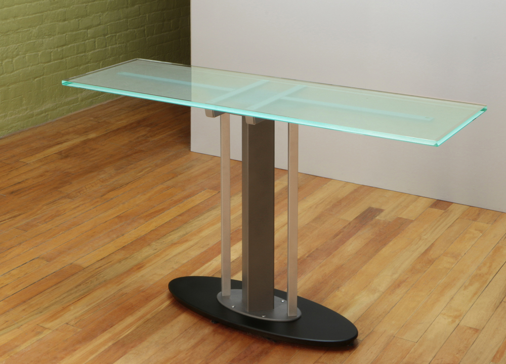 Picture of: Tang Table Bases for Glass Tops
