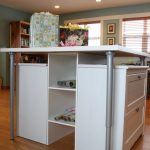 The Craft Table With Storage