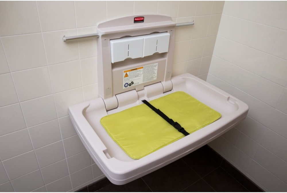 Image of: Top Commercial Baby Changing Table