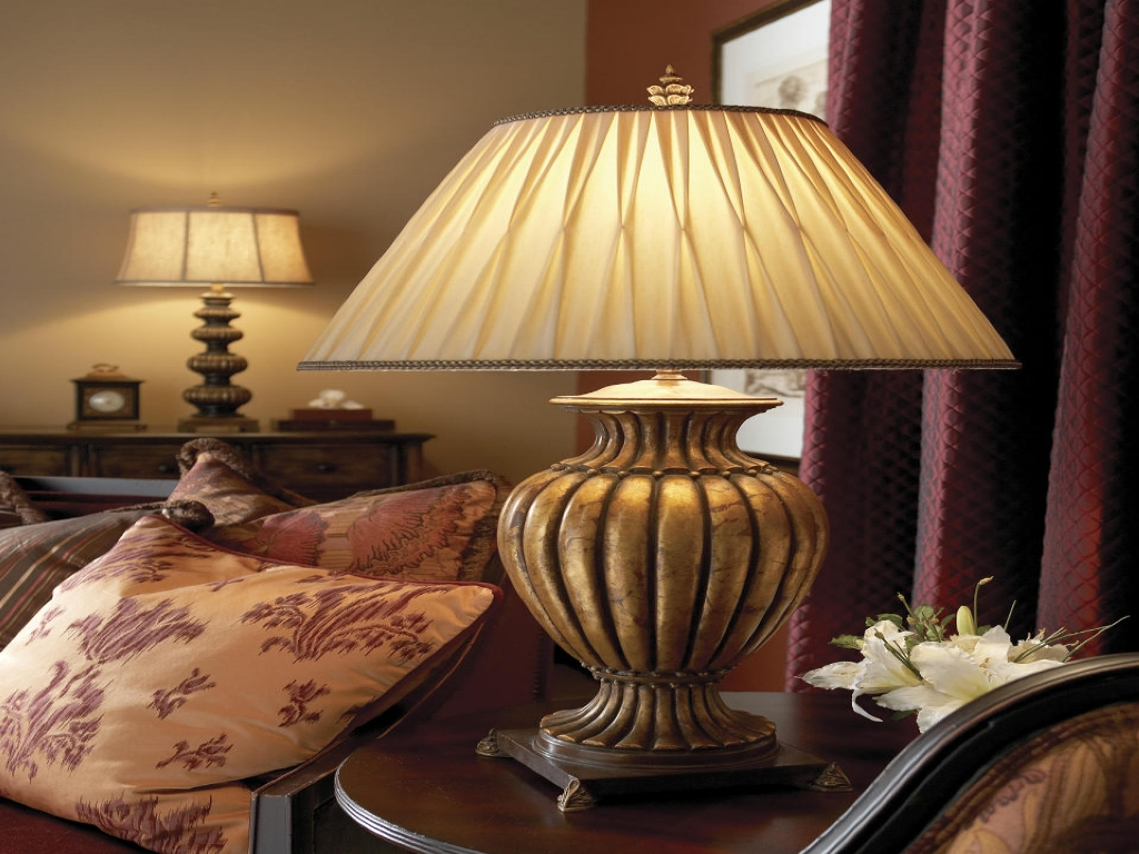 Picture of: traditional table lamps for living room