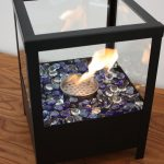 Uno Bio Tabletop Fireplace
