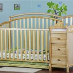 Wonderful Cribs With Changing Table Combo