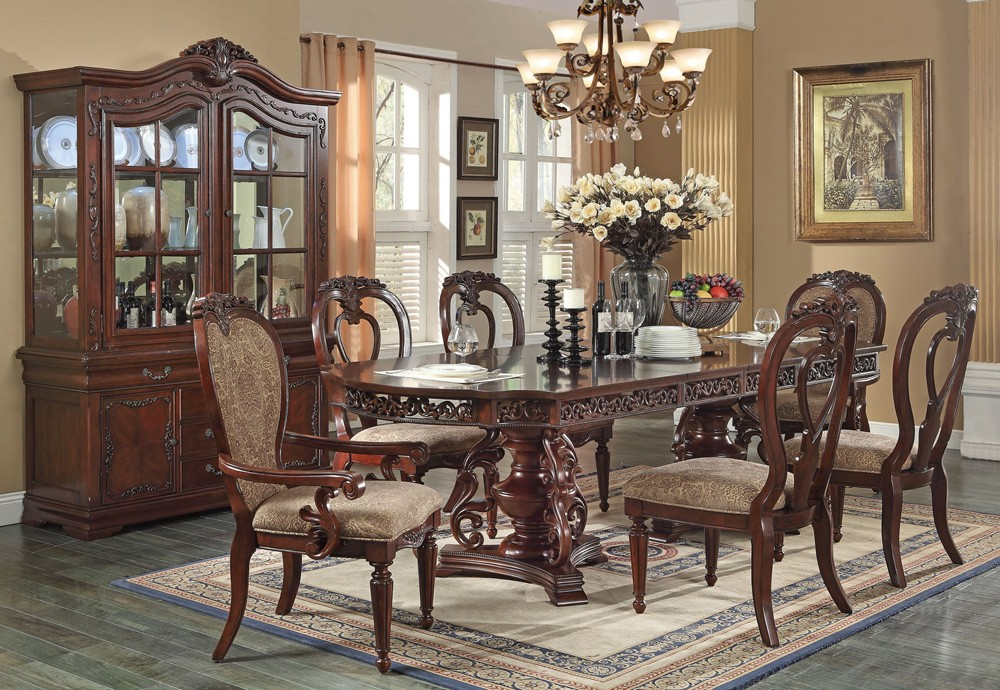 Picture of: Wonderful Formal Dining Table