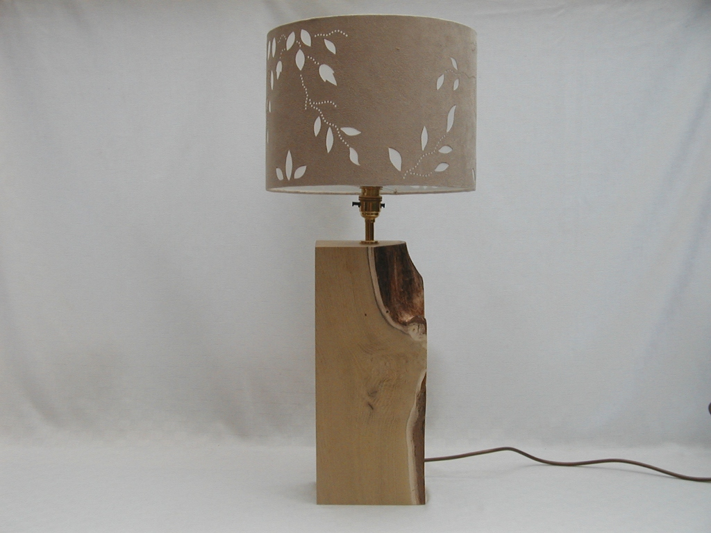 Picture of: Wood Table Lamp Style