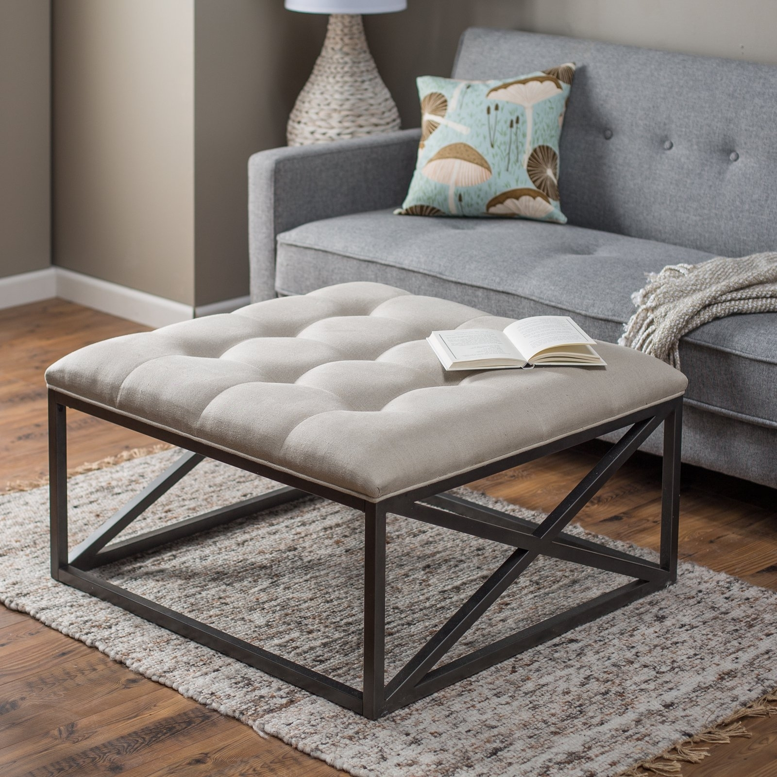 Picture of: Luxurious Ottoman Coffee Table